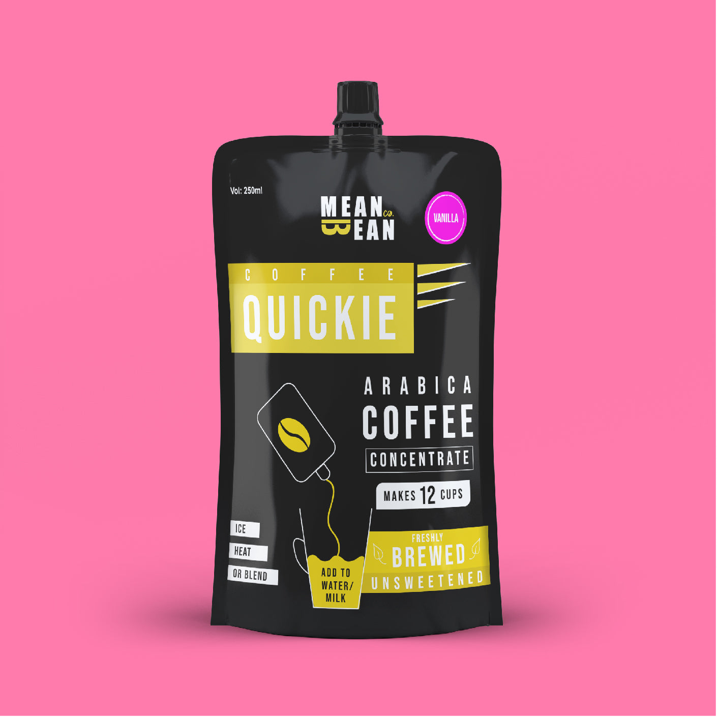 "Coffee Quickie Subscription - ""Vanilla"""