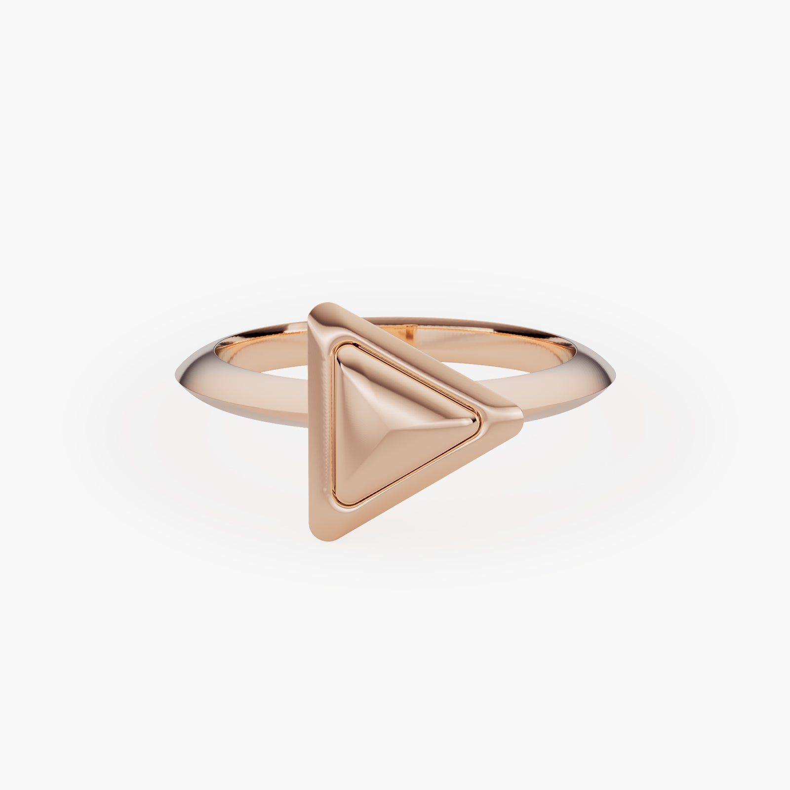 Anello Be The One Essential Full Oro Rosa