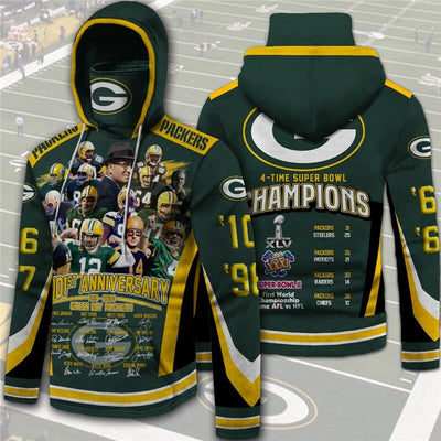 Green Bay Packers Champions Hoodie