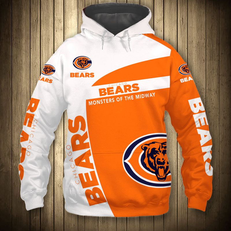 Chicago Bears Champs Hoodie (Special Edition)