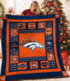 Denver Broncos Champs Blanket