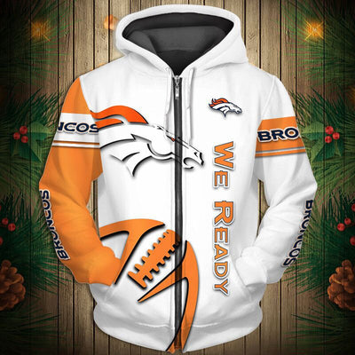 Denver Broncos Champs Hoodie (Limited Edition)
