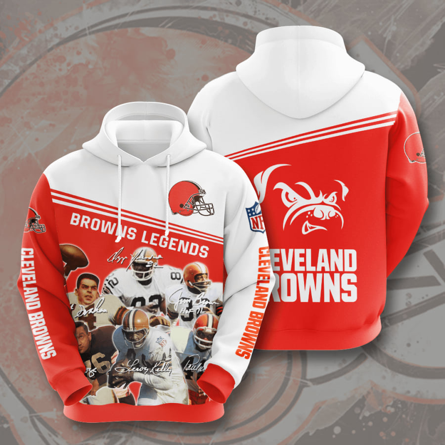 Cleveland Browns Legends Hoodie