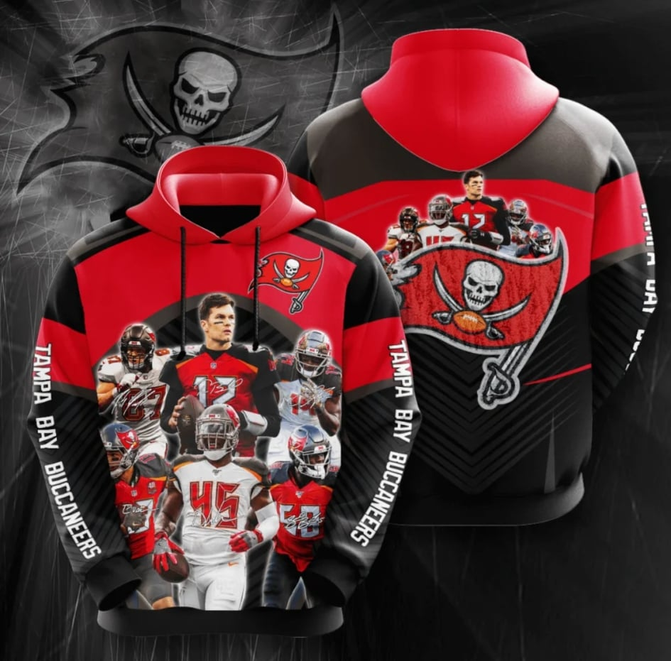 Tampa Bay Buccaneers Champs Hoodie (Limited Edition)