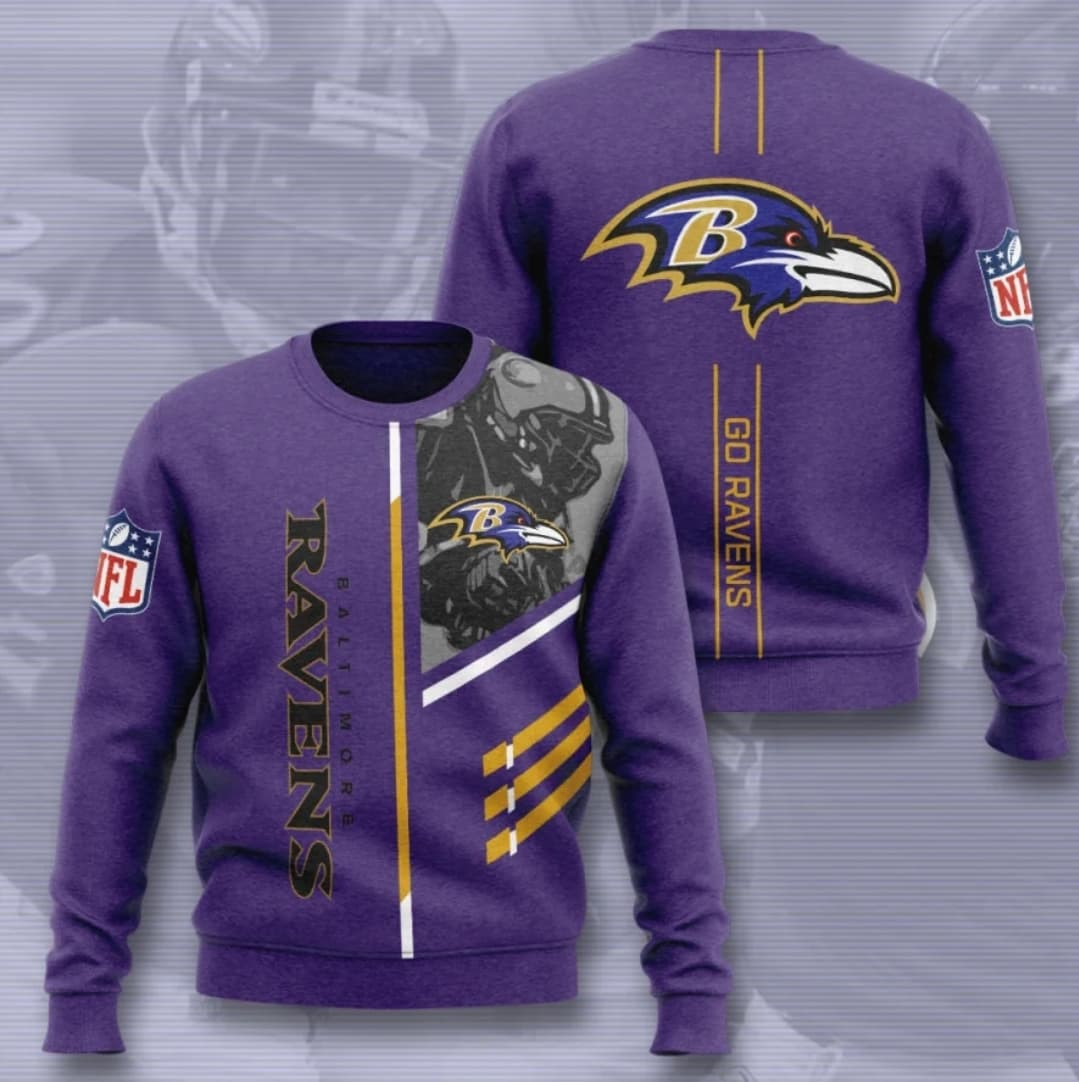 Baltimore Ravens Champs Sweatshirt