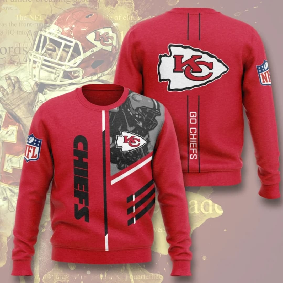 Kansas City Chiefs Champs Sweatshirt