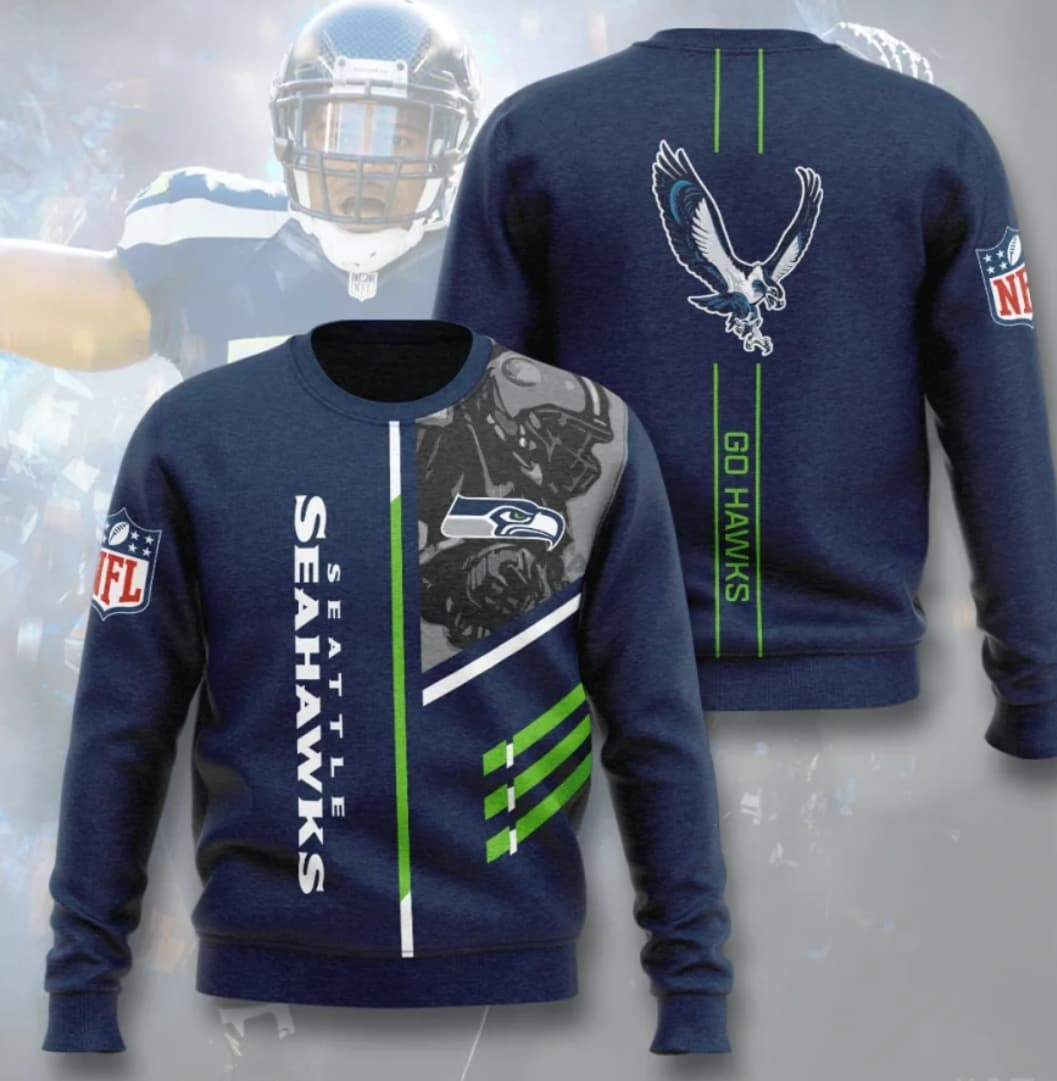 Seattle Seahawks Champs Sweatshirt