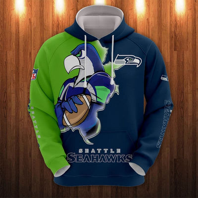 Seattle Seahawks Champs Hoodie (Limited Edition)