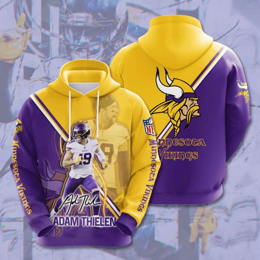 Minnesota Vikings Champ Hoodie (Limited Edition)
