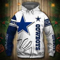Dallas Cowboys Champs Hoodie (Limited Edition)