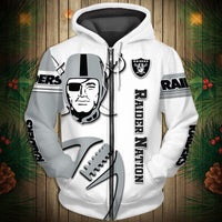 Las Vegas Raiders Champs Hoodie and Pants (Limited Edition)