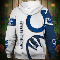 Indianapolis Colts Champs Hoodie (Limited Edition)