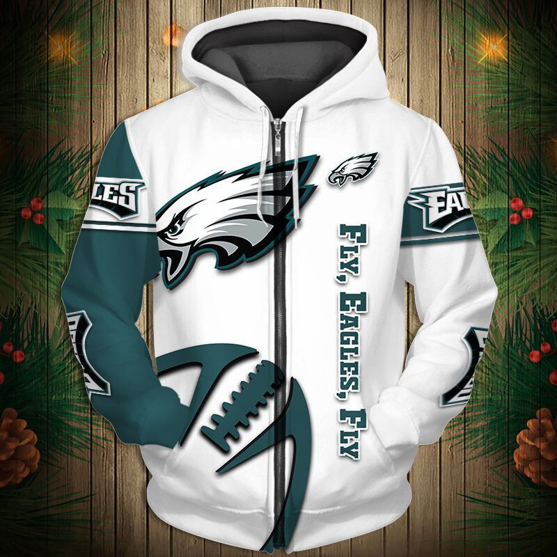 Philadelphia Eagles Champs Hoodie (Limited Edition)
