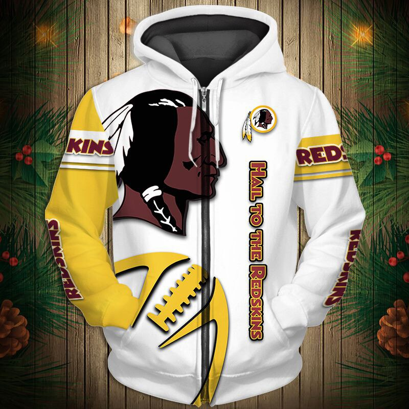 Washington Redskins Champs Hoodie (Limited Edition)