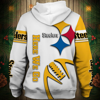 Pittsburgh Steelers Champs Hoodie (Limited Edition)