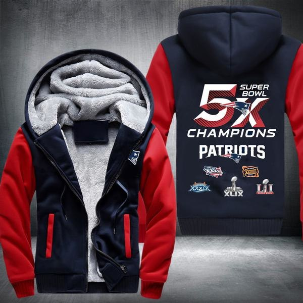 save off b3a2a e1629 New England Patriots Champs Hoodie