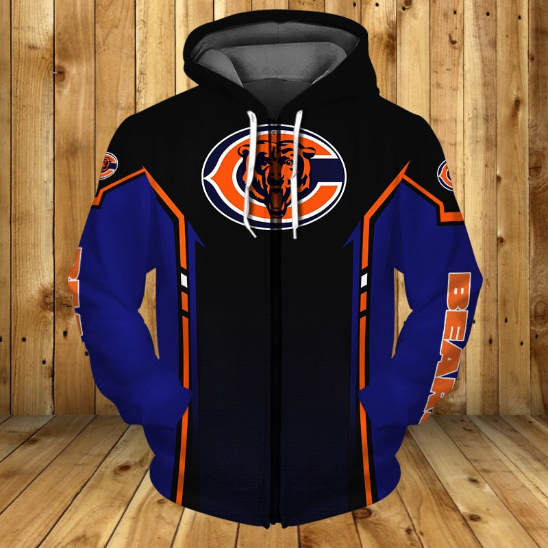 Chicago Bears Champs Hoodie