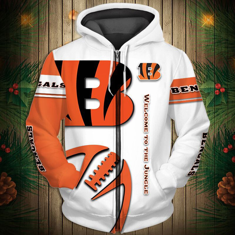 Cincinnati Bengals Champs Hoodie (Limited Edition)