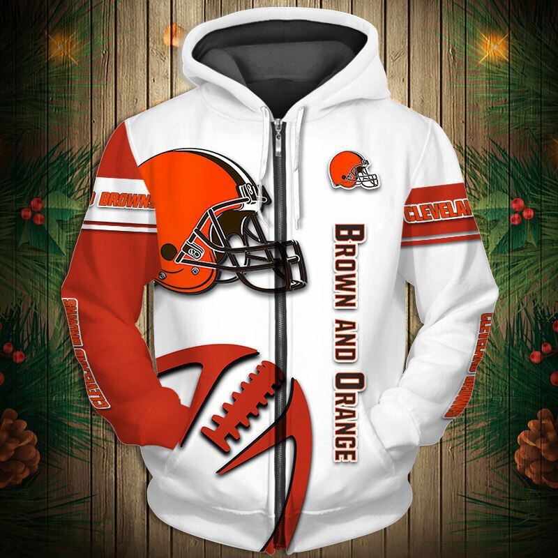 Cleveland Browns Champs Hoodie (Limited Edition)