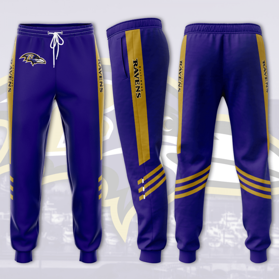 Baltimore Ravens Champs Pants (Special Edition)