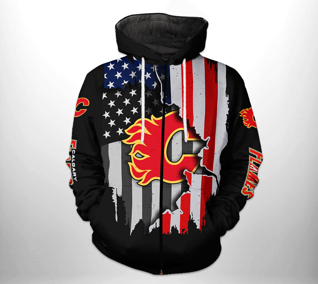 Calgary Flames Champs Hoodie (Special Edition)