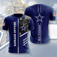 Dallas Cowboys Champs T-Shirt (Limited Edition)