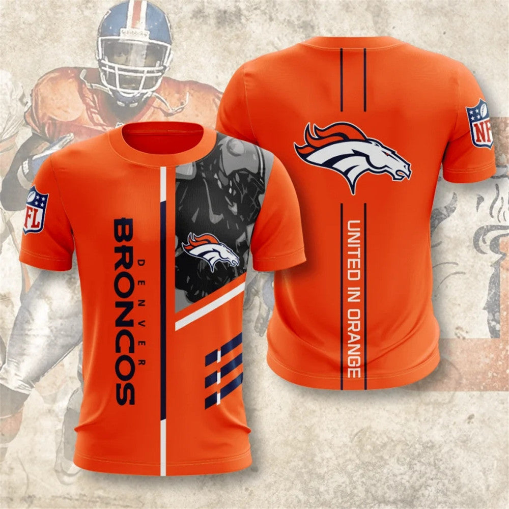 Denver Broncos Champs T-Shirt (Limited Edition)
