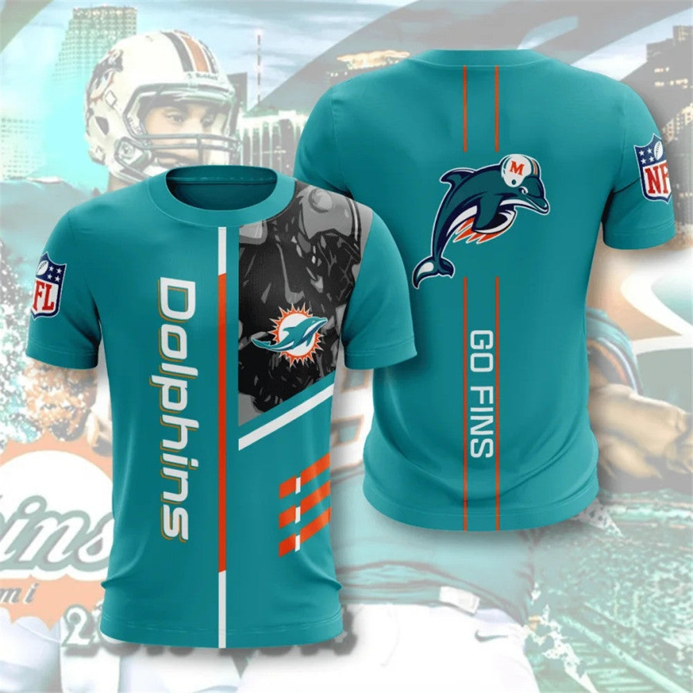 Miami Dolphins Champs T-Shirt (Limited Edition)