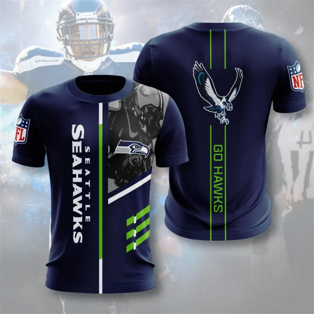 Seattle Seahawks Champs T-Shirt (Limited Edition)