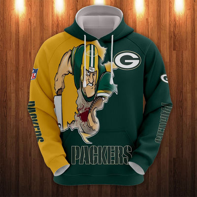 Green Bay Packers Champs Hoodie (Premium Edition)