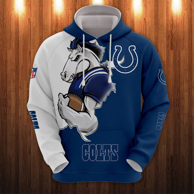 Indianapolis Colts Champs Hoodie (Premium Edition)