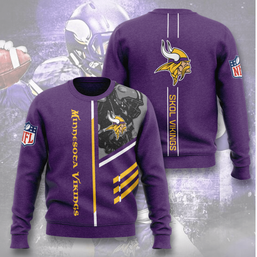 Minnesota Vikings Champs Sweatshirt