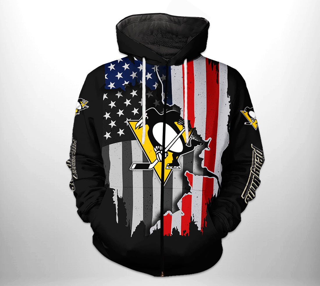 Pittsburgh Penguins Champs Hoodie