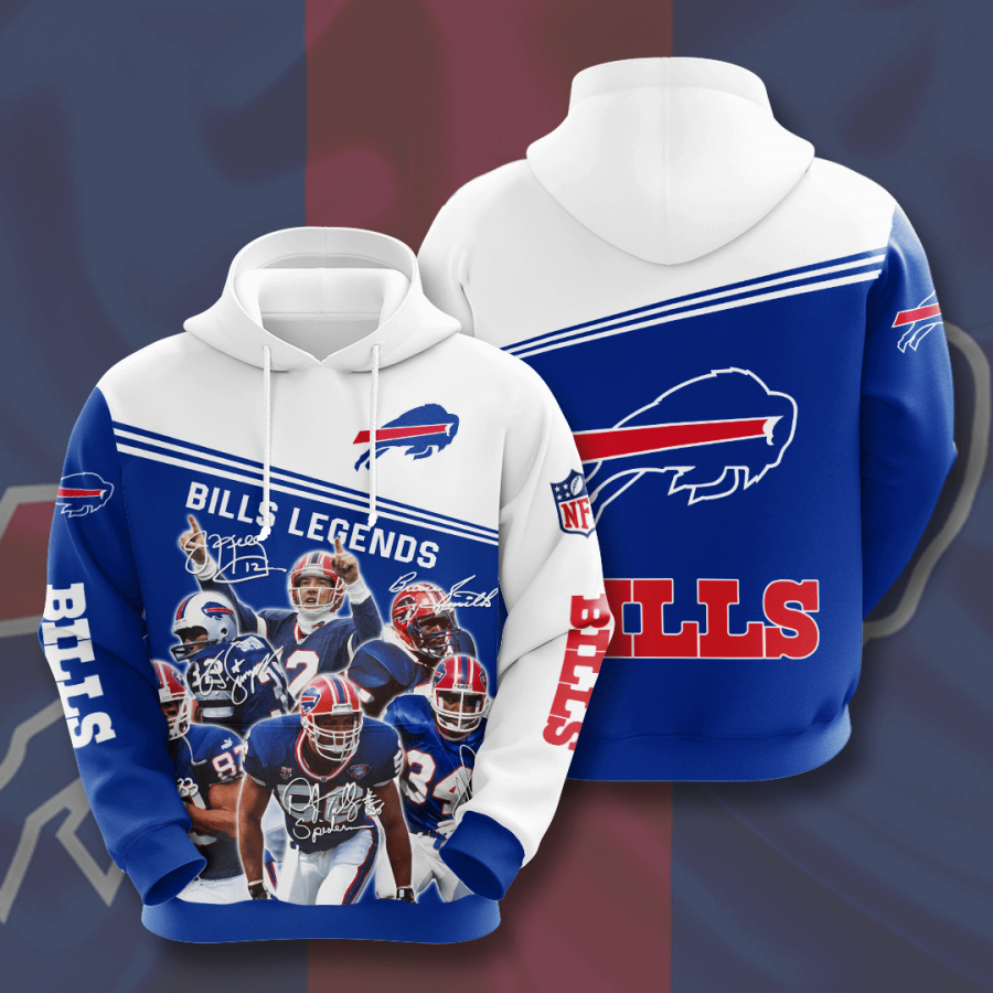 Buffallo Bills Legends Hoodie