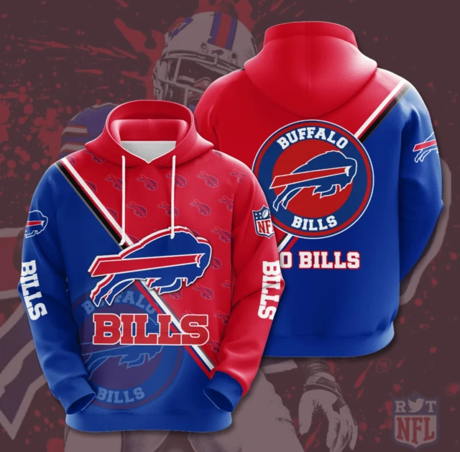 Buffalo Bills Champs Hoodie (Premium Edition)
