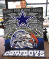 Dallas Cowboys Champs Blanket