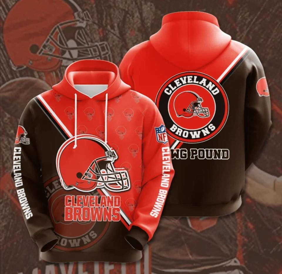 Cleveland Browns Champs Hoodie (Premium Edition)