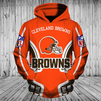 Cleveland Browns Champs Hoodie