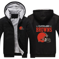 Cleveland Browns Champs Jacket