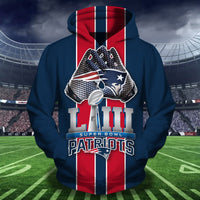 New England Patriots Champs Hoodie