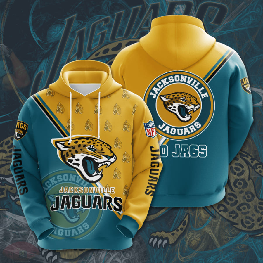 Jacksonville Jaguars Champs Hoodie (Limited Edition)