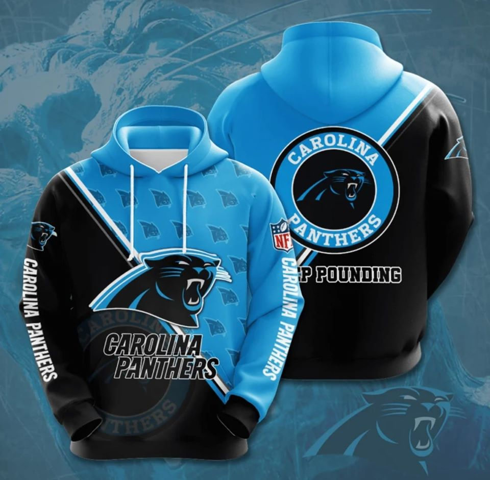 Carolina Panthers Champs Hoodie (Premium Edition)