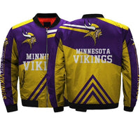 Minnesota Vikings Champs Jacket