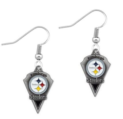 Pittsburgh Steelers Champs Earrings