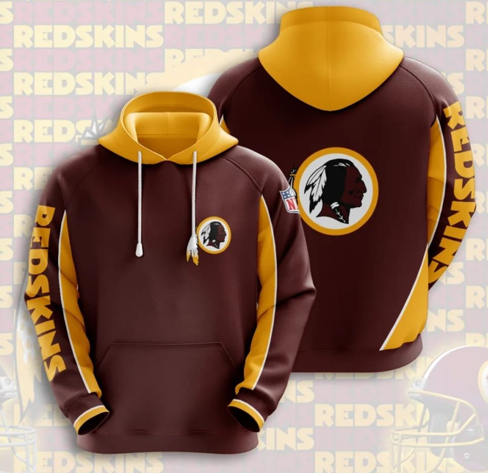 Washington Redskins Champs Hoodie (Special Edition)