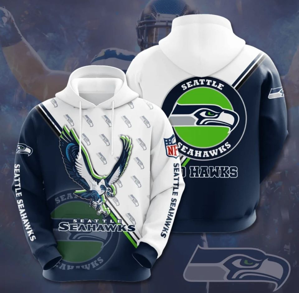 Seattle Seahawks Champs Hoodie (Premium Edition)