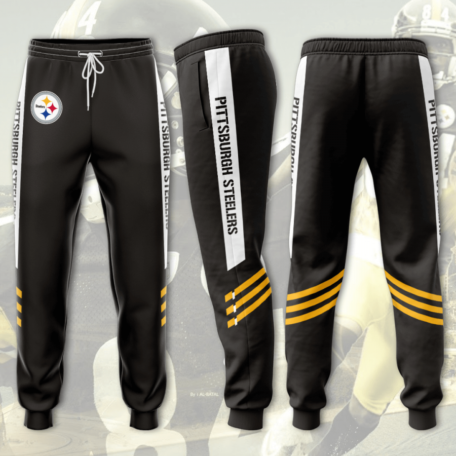 Pittsburgh Steelers Champs Pants (Special Edition)