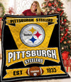 Pittsburgh Steelers Champs Blanket