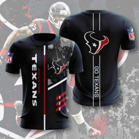 Houston Texans Champs T-Shirt (Limited Edition)