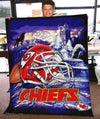 Kansas City Chiefs Champs Blanket